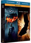 DVD & Blu-ray - Batman Begins + The Dark Knight