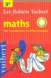 Mathematiques 3e ; College