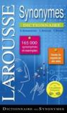 Livres - Dictionnaire Larousse des synonymes (dition 2007)