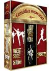 DVD & Blu-ray - Comédies Musicales - Coffret 3 Films : West Side Story + Hair + New York, New York