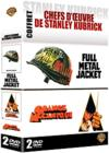 DVD & Blu-ray - Coffret Chefs D'Oeuvres De Stanley Kubrick - Full Metal Jacket + Orange Mécanique