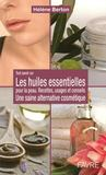 Les huiles essentielles pour la peau ; une saine alternative cosmetique