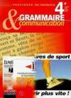 Grammaire et communication 4e
