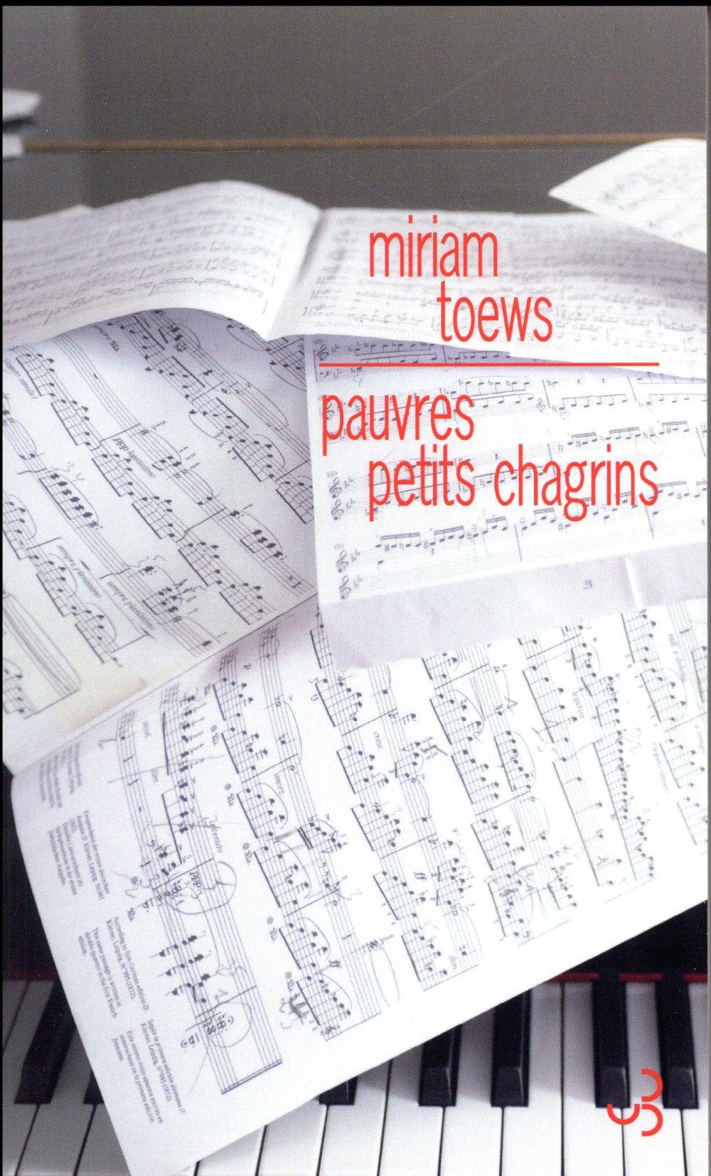 Vente  Pauvres petits chagrins  - Miriam Toews