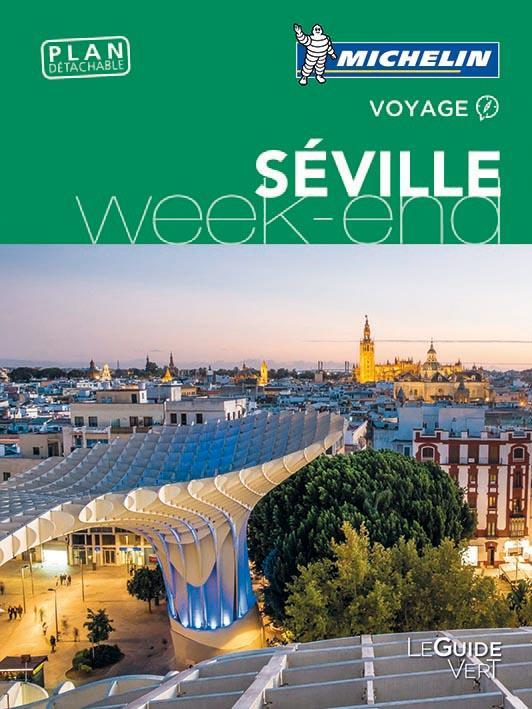 Vente  LE GUIDE VERT ; WEEK-END ; Séville  - Collectif Michelin