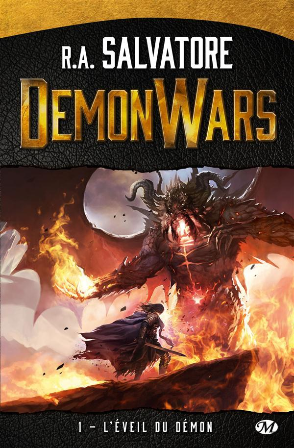 Demon wars T.1 ; l'éveil du démon  - R.A. Salvatore  - R. A. Salvatore