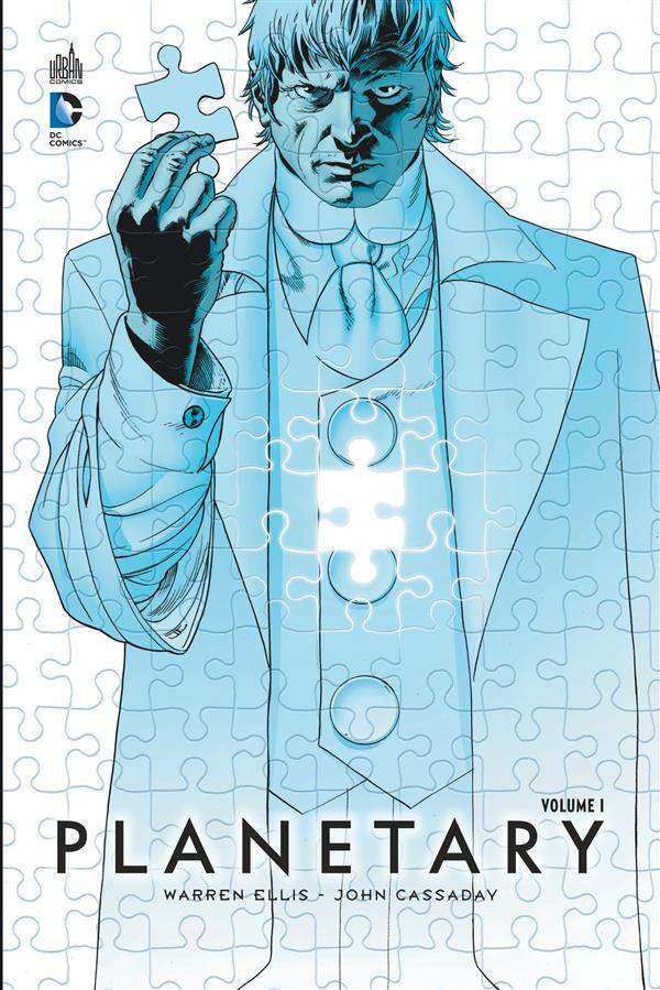Planetary t.1  - John Cassaday  - Warren Ellis