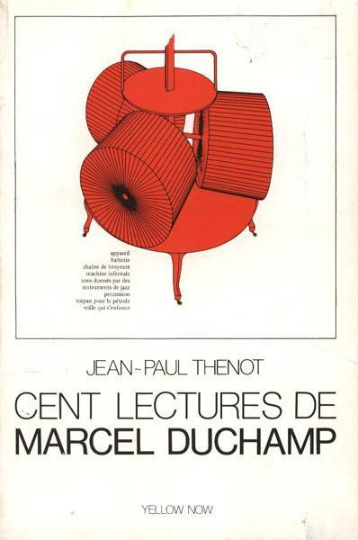 Livre cent lectures de marcel duchamp le grand verre nu descendant un escalier porte - Marcel duchamp porte bouteille ...
