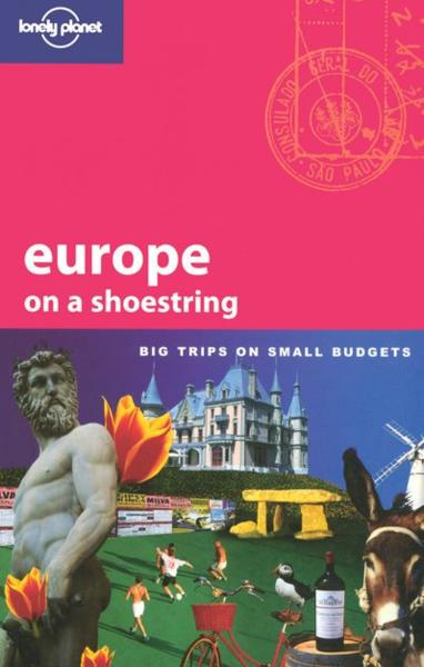 Europe on a shoestring  - Collectif