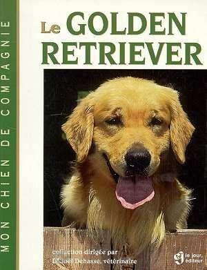 Vente Livre :                                    Golden retriever                                      - Joël Dehasse