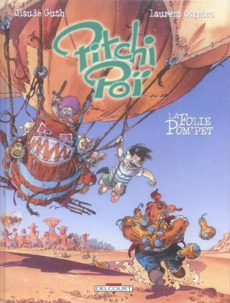 Vente  Pitchi Poï t.3 ; baby belle  - Laurent Cagniat  - Claude Guth
