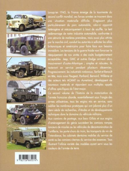 50 ans de véhicules militaires.. 2. 50 ans de véhicules militaires