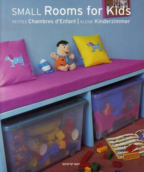 Vente Livre :                                    Small rooms for kids                                      - Collectif