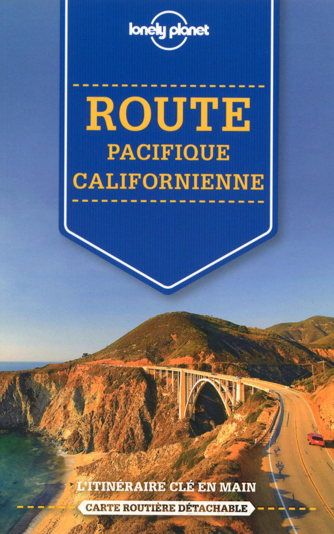 Route pacifique californienne  - Collectif