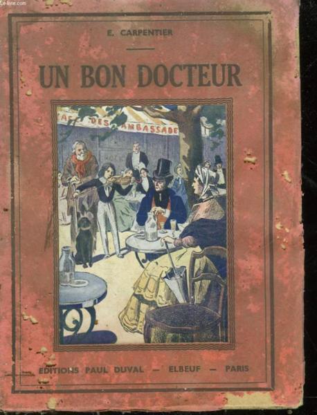 Livre un bon docteur carpentier emilie acheter occasion - Acheter un bon matelas ...