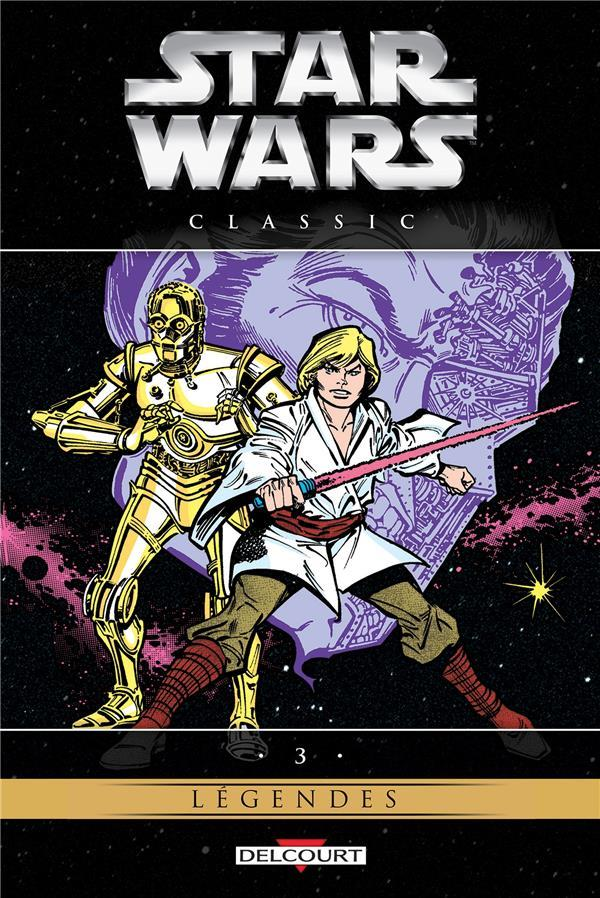 Star Wars - classic t.3  - Michael Golden  - Archie Goodwin  - Carmine Infantino