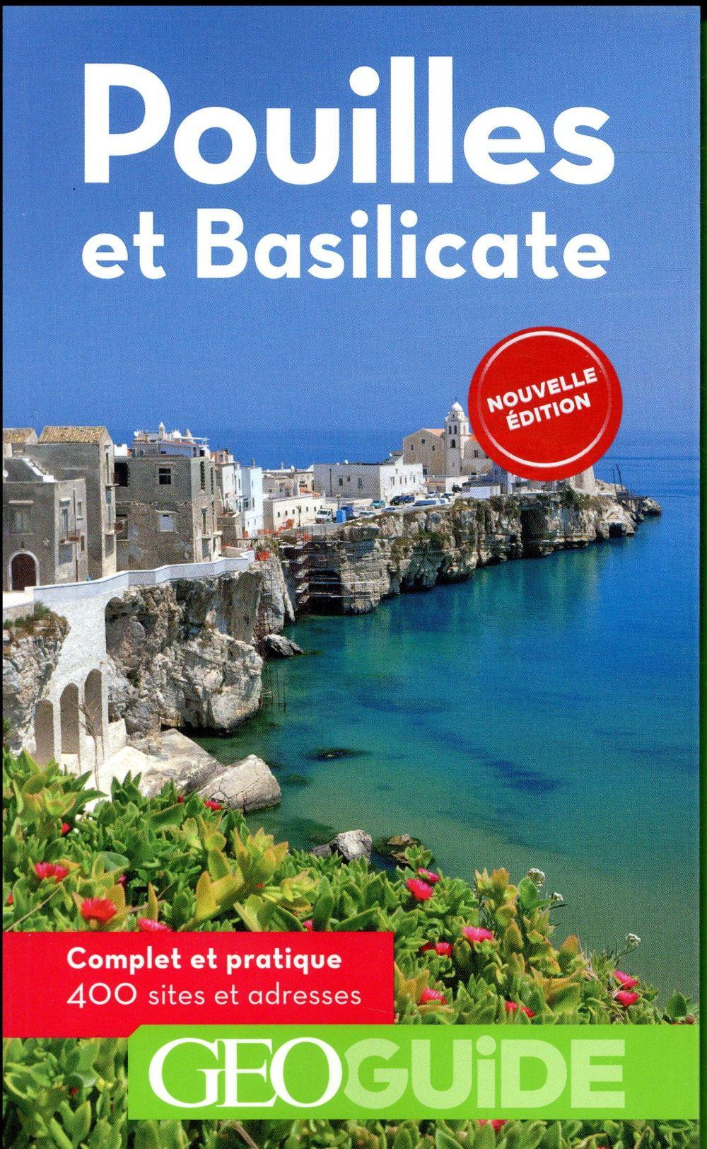 GEOGUIDE ; Pouilles et Basilicate  - Collectif Gallimard