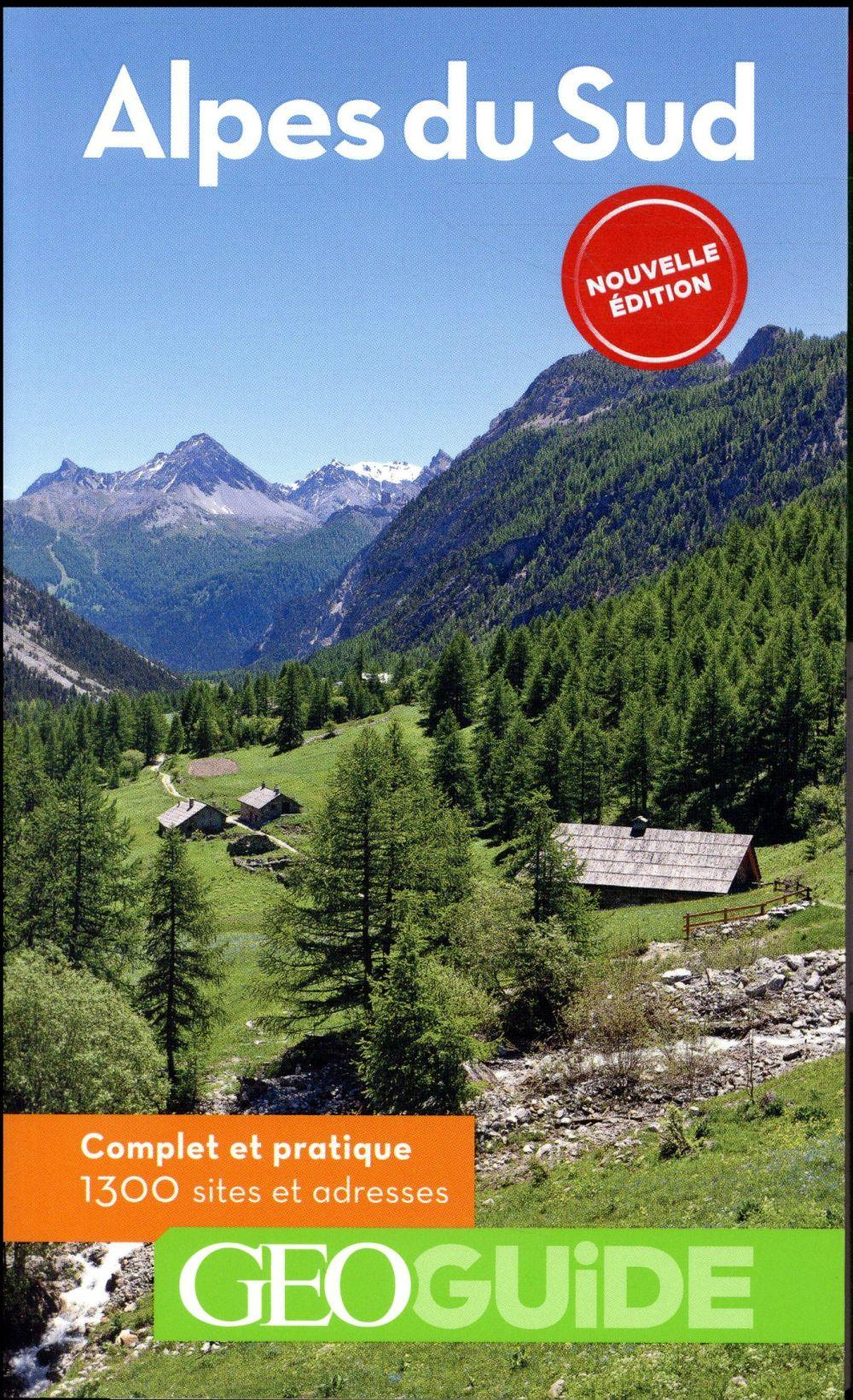 Alpes du sud  - Collectifs Gallimard