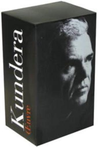 Oeuvres t.1 et t.2  - Milan Kundera
