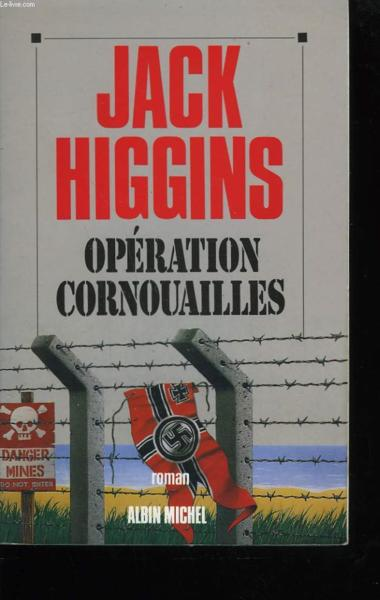 Operation cornouailles  - Jack Higgins