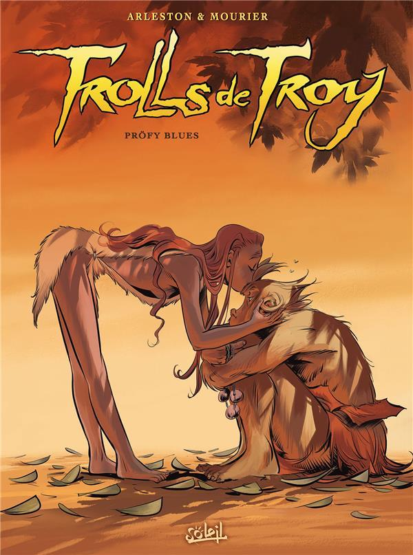 Vente  Trolls de Troy T.18 ; Pröfy blues  - Christophe Arleston  - Jean-Louis Mourier