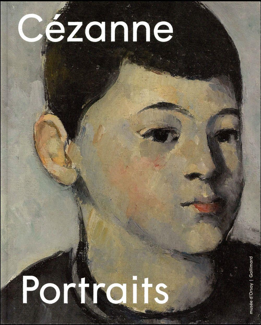 Portraits de Cézanne  - Collectifs Gallimard