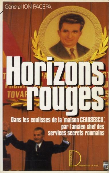 Horizons Rouges  - Pacepa/I