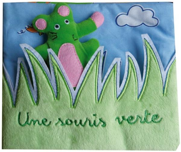 Vente  Une souris verte  - Sanchis-L  - Lisa Sanchis