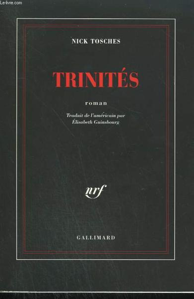 Trinites  - Nick Tosches