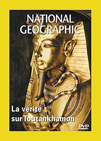 National Geographic - La vérité sur Toutankhamon affiche