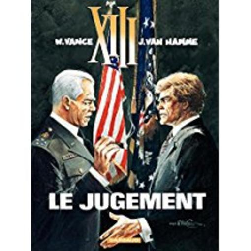 XIII T.12 ; le jugement  - William Vance  - Jean Van Hamme