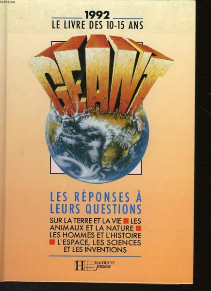 Geant 1992  - Collectif