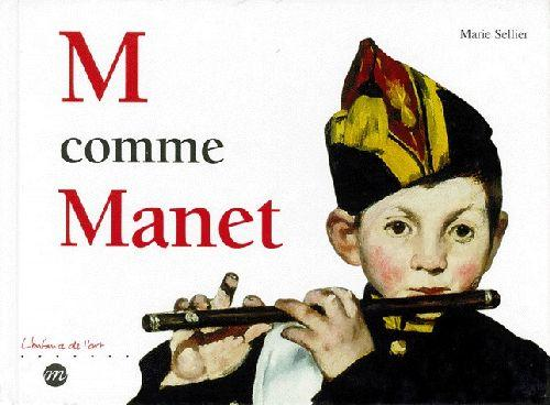 M comme Manet  - Marie Sellier