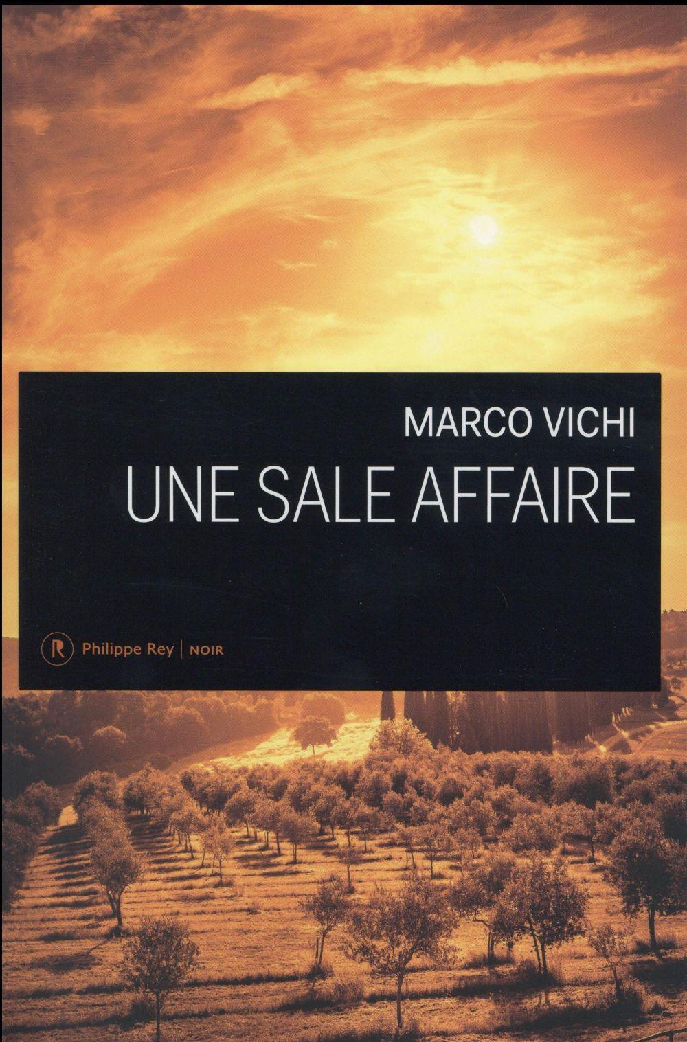 Une sale affaire  - Marco Vichi
