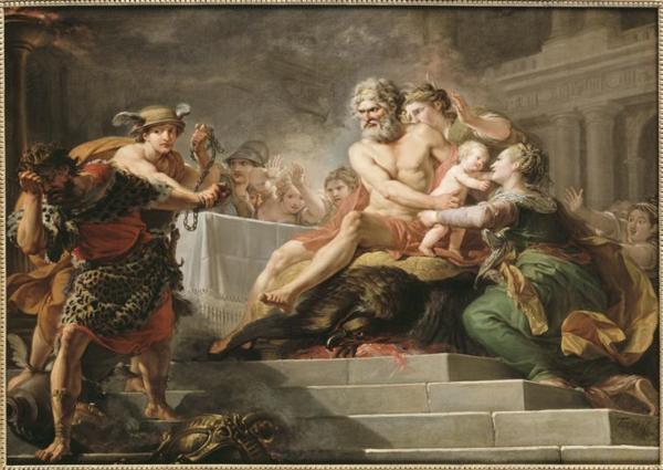 noms latins des dieux grecs