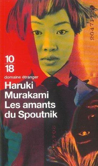 Les amants du Spoutnik Haruki Murakami