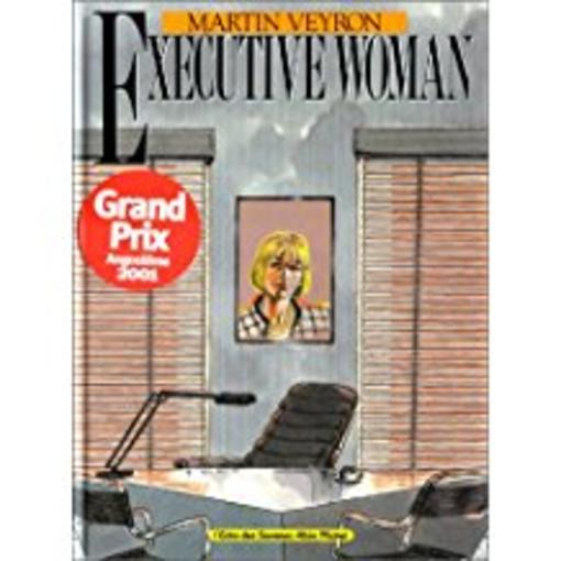 Executive woman  - Martin Veyron