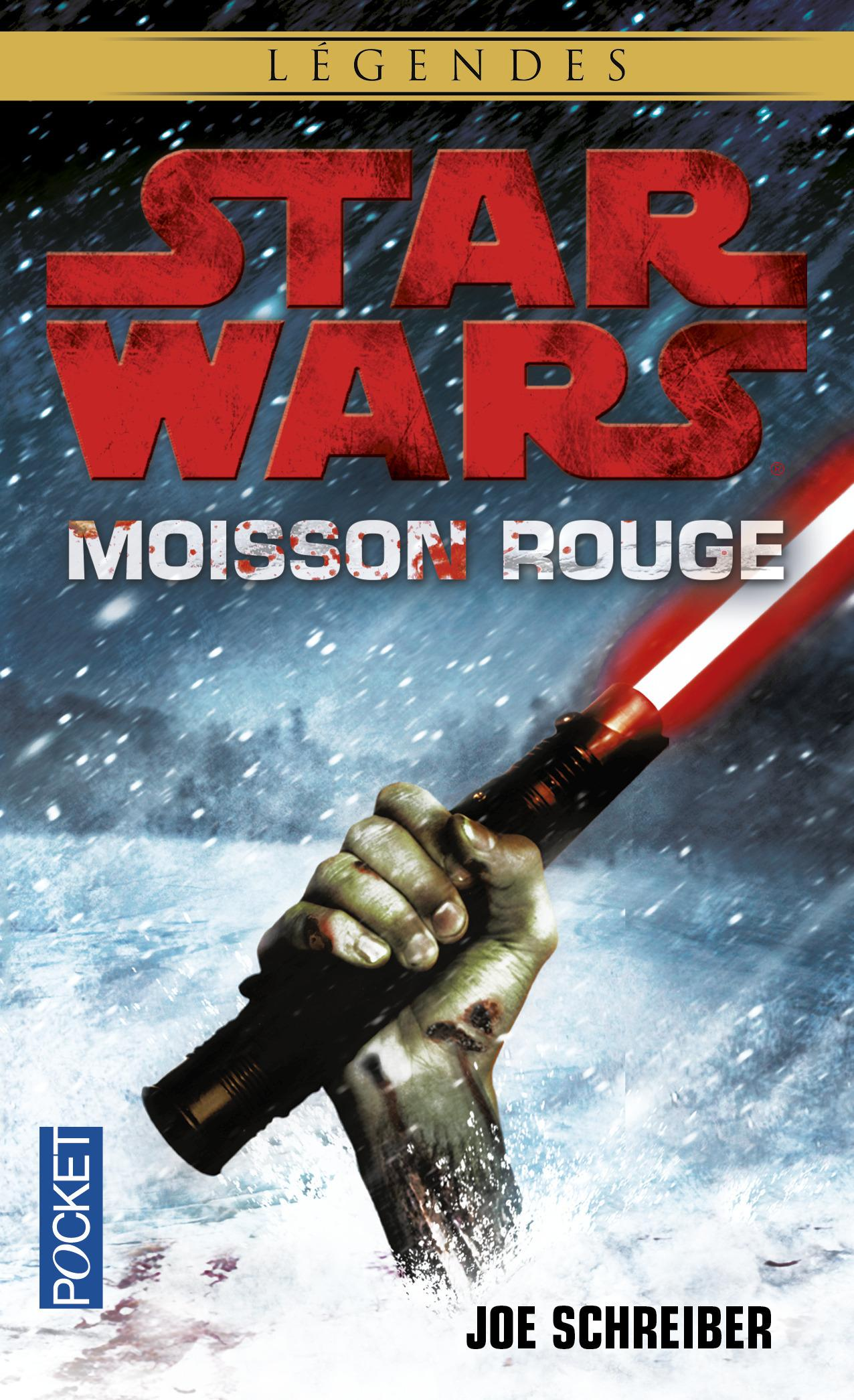 Star Wars - légendes ; moisson rouge  - Joe Schreiber