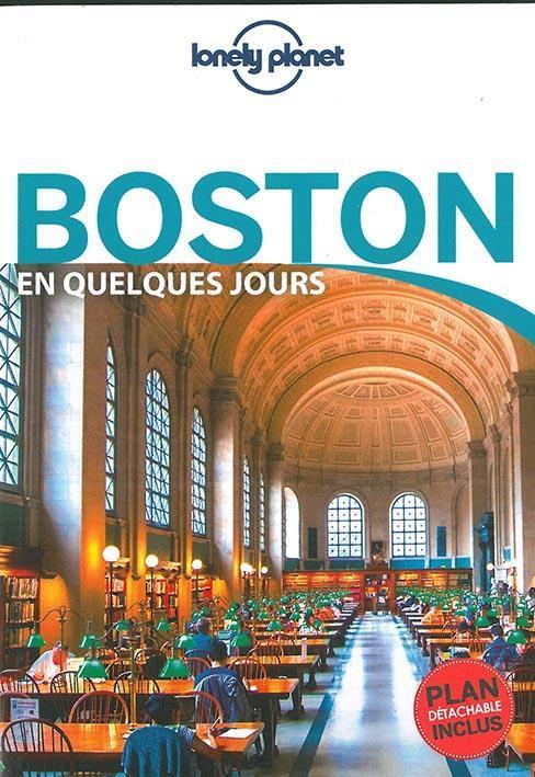 Boston (3e édition) Collectif Lonely Planet Neuf Livre