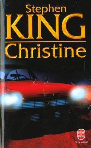 Stephen king christine interior