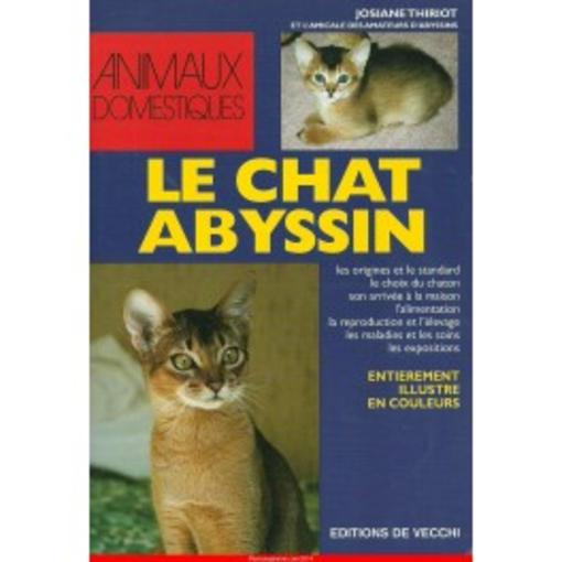 Chat Abyssin (Le)  - Thiriot