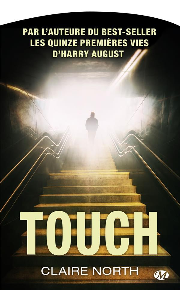 Touch  - Claire North