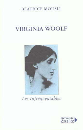 Virginia woolf  - Mousli-B