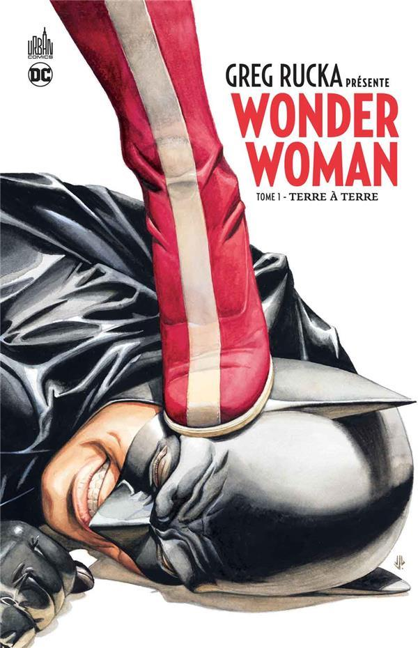 Wonder Woman T.1 ; terre à terre  - Greg Rucka  - Collectif