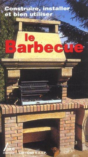 Livre construire son barbecue collectif for Construire son barbecue exterieur