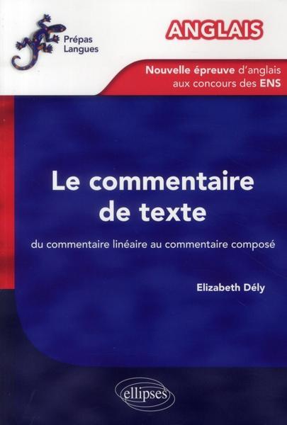 Livre anglais concours ens le commentaire de texte - Commentaire compose le dormeur du val ...