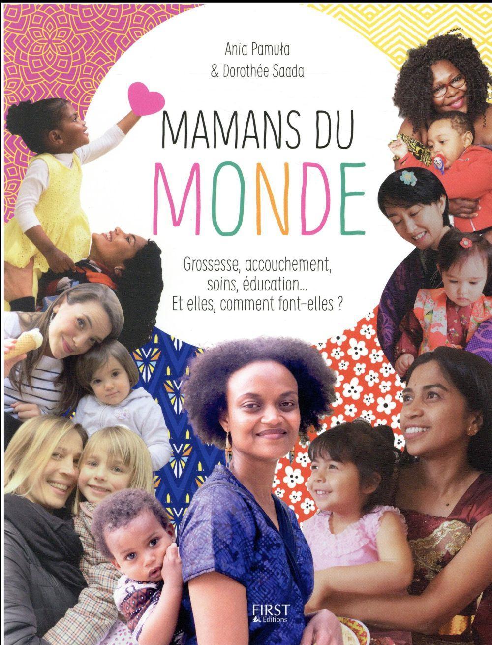 Vente Livre : Mamans du monde ...