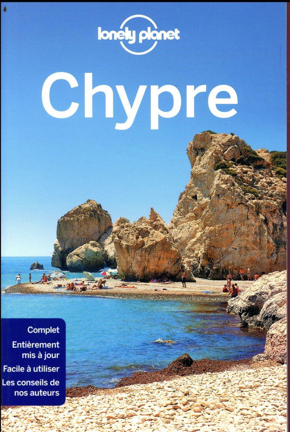 Chypre (3e édition) Collectif Lonely Planet Neuf Livre