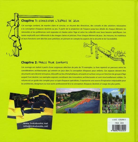 Livre architecture pour enfants aires de jeux broto carles - Architecture pour enfants ...