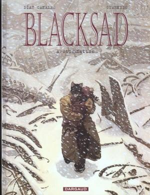 Blacksad T.2 ; Arctic-Nation  - Juan Diaz Canales  - Juanjo Guarnido
